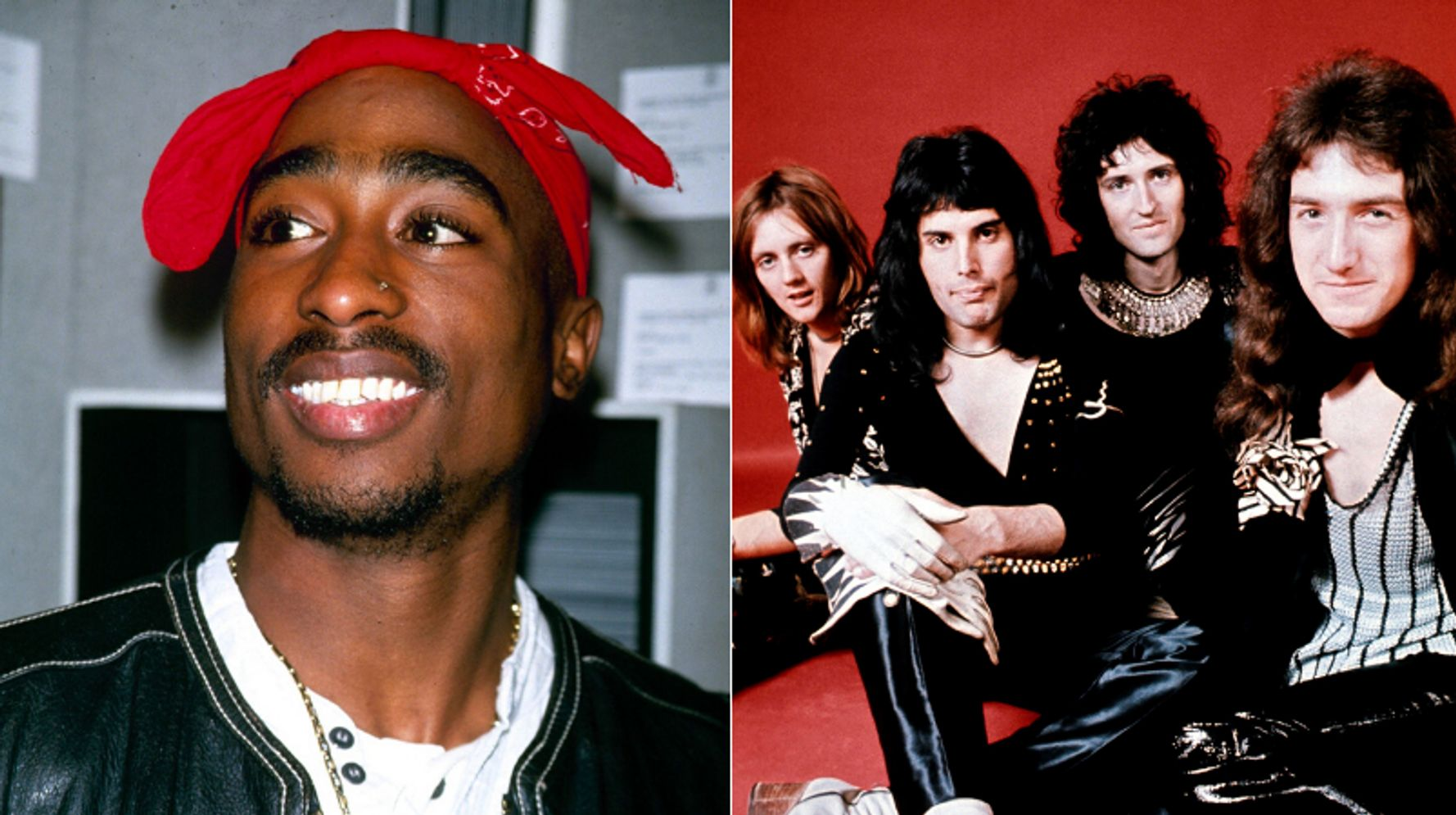 From Tupac To Queen, The Worst Grammy Snubs Of All Time