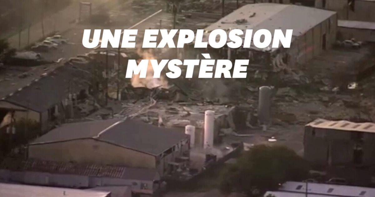 Une puissante explosion a fait au moins deux morts à Houston