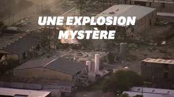 Les images de la puissante explosion qui a fait au moins deux morts à