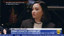 Demi Lovato Sagt, Dass Der Neue Song 'Schrei Nach Hilfe'