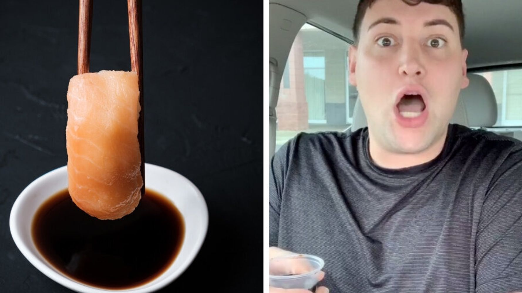 No, Your Testicles Don't Have Taste Buds. Stop Dipping Them In Soy Sauce.