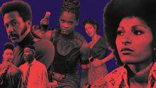 Pam Grier, Janet Jackson, Chris Tucker Und Die Beste Schwarze Haare Im Film