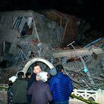 Ισχυρότατος σεισμός 6,8 Ρίχτερ στην Τουρκία. Στους 14 οι