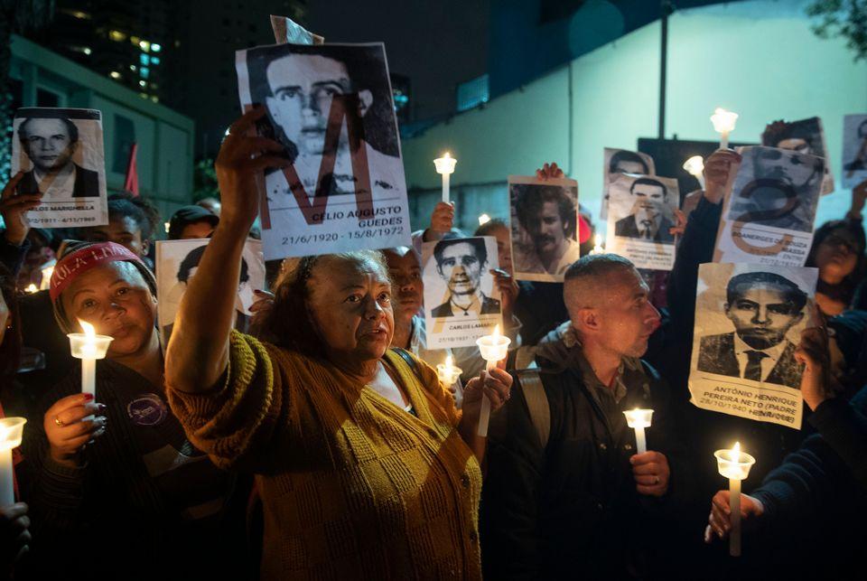 Hoje há 434 vítimas do regime de exceção reconhecidas pelo Estado brasileiro....