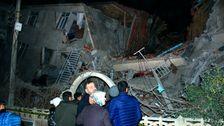 14 Νεκροί, Εκατοντάδες Τραυματίες Μετά Από Σεισμό Που Πλήττει Την Ανατολική Τουρκία