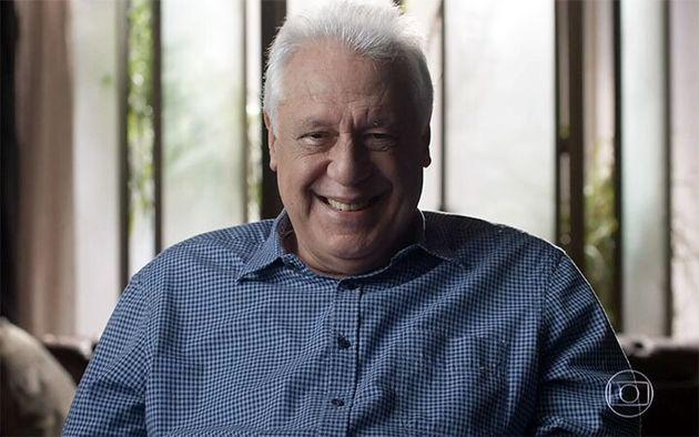Antônio Fagundes interpretouAlberto, um dos protagonistas de