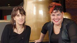 Alejandra Costamagna y María Fernanda Ampuero frente a los recuerdos y lo personal como