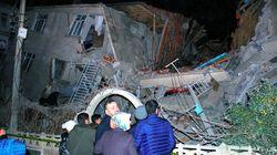 トルコ東部でM6.7の地震 死者14人、負傷者多数