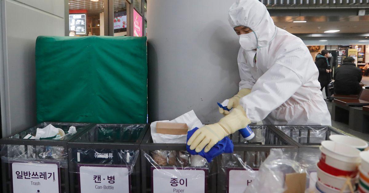 コロナウイルス:中国武漢で始まった新しい流行の最新アップデート