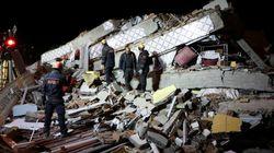 터키 동부서 규모 6.8 강진이 발생해 최소 18명이