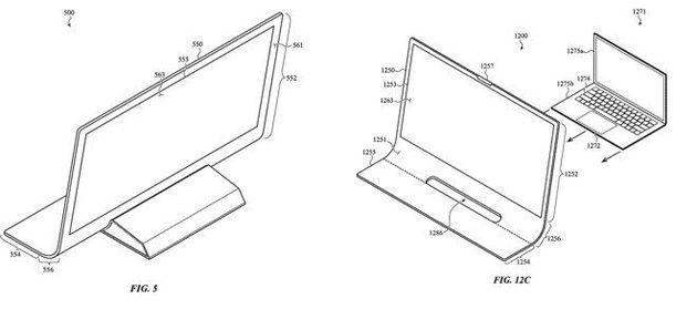 新型「iMac」は1枚のガラス板?