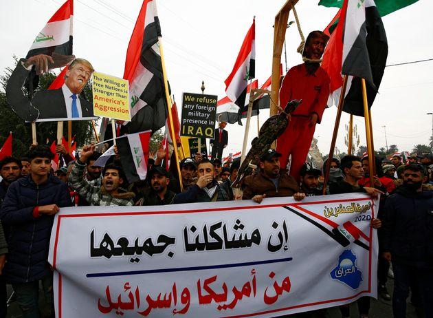 Νέες ταραχές στη Βαγδάτη: Συγκρούσεις της αστυνομίας με