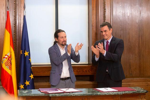 Nasce in Spagna il governo del tradimento.