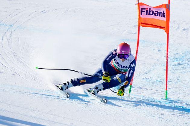 Trionfo per lo sci italiano, podio tutto azzurro nella discesa di