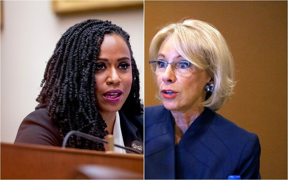 Ayanna Pressley Throws Down Gauntlet To Betsy ...