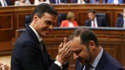 Pedro Sánchez respalda a Ábalos: