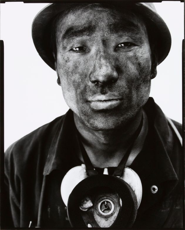 """SONG CHAO Serie """"Minatori"""" / Series """"Miners"""" 2000-2002 © Song Chao 