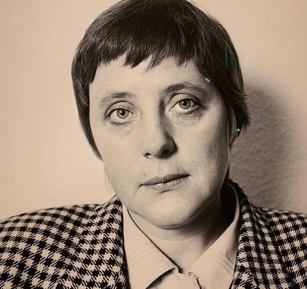 Angela Merkel by Herlinde Koelbl 1991/2008 ©Herlinde