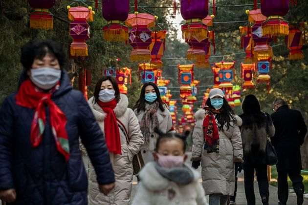 Celebrations in many Chinese cities have been cancelled as fears over the virus