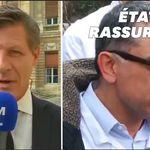 Les trois patients atteints du coronavirus en France vont