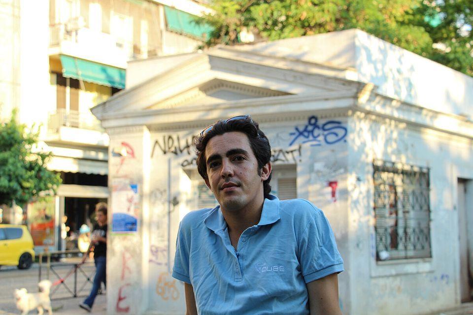 Σαϊντ: Ο αθηναίος ποιητής από το