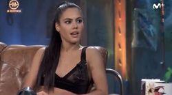 La actriz porno española Apolonia Lapiedra anuncia su