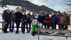 Siamo andati a Davos e ci siamo andati a