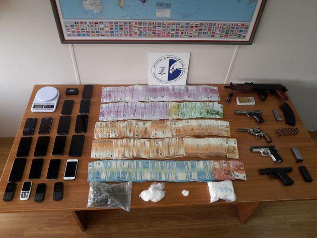 Αστακός: Οκτώ συλλήψεις για τα 1.200 κιλά κοκαϊνης από την