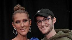 Céline Dion souligne l'anniversaire de son fils dans un touchant
