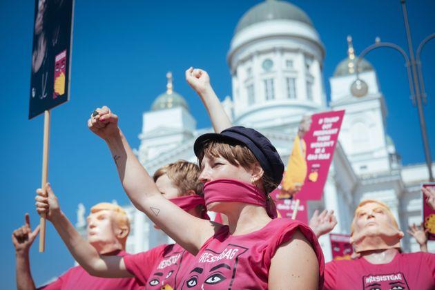 5e2c86de2400009003c97653 - 'A igualdade de gênero não acontecerá por si só', diz primeira-ministra da Finlândia