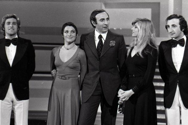 A Sanremo reunion dei Ricchi e Poveri nel quartetto originar