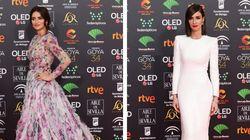 Siete vestidos para recordar de los Goya