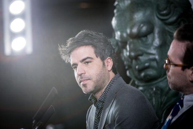 Ernesto Sevilla y Joaquín Reyes dan que hablar en los Goya por cómo han
