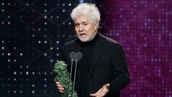 Todos los ganadores de los Premios Goya