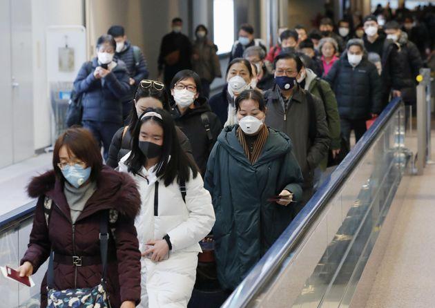 日本 ウイルス 中国 コロナ お知らせ