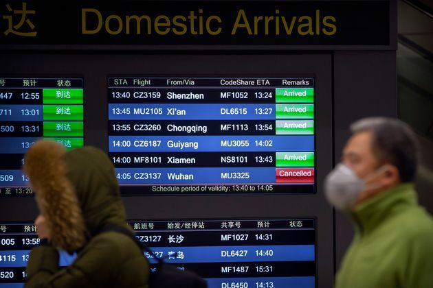 Face au coronavirus, France et États-Unis s'interrogent sur le rapatriement de leurs citoyens à Wuhan