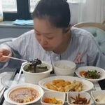 박슬기가 출산 후 '댓글 보고 울었다'며 한