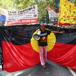 Black Deaths In Custody Take Centre Stage At Invasion Day