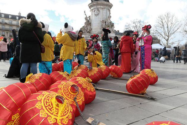 Les festivités du Nouvel an chinois annulées à Paris, annonce