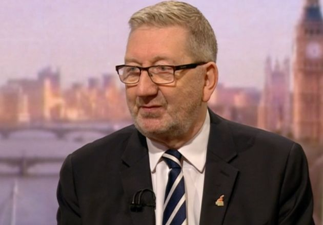Anti-Semitism Accusations Used To Undermine Jeremy Corbyn, Says Len McCluskey