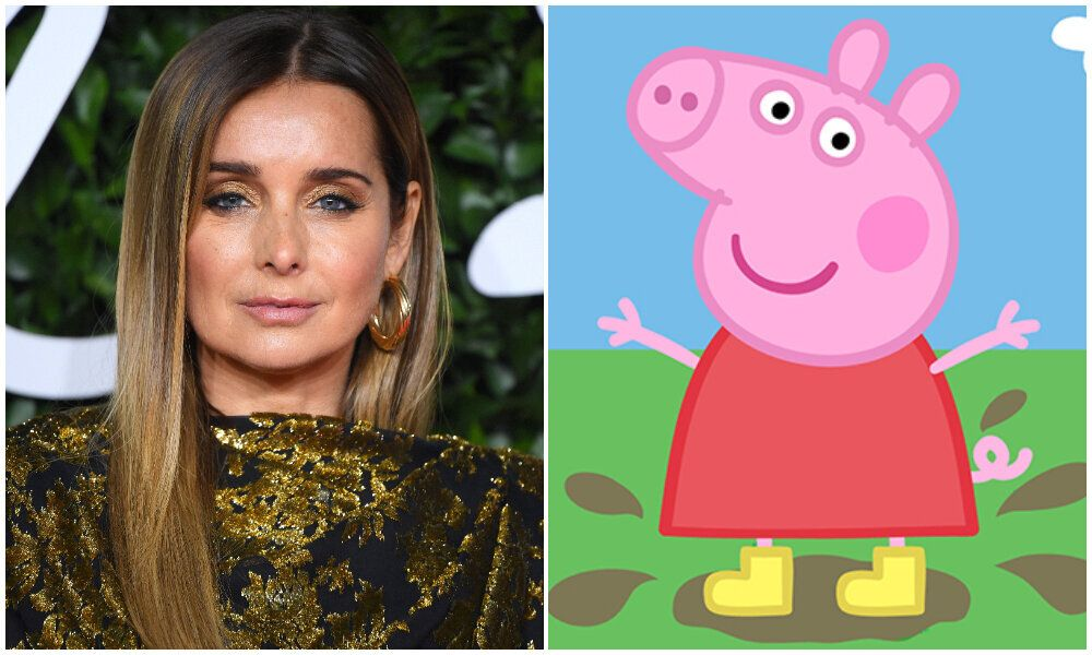Louise Redknapp Takes Aim At 'Naughty' Peppa Pig After Legal Battle Over Her Track Naked