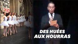 L'Opéra de Paris rouvre sous les applaudissements du