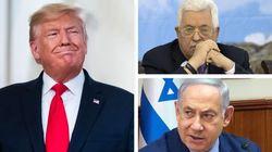 Palestinesi contro il Piano Trump: