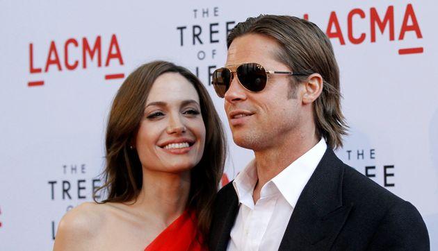 Angelina Jolie et Brad Pitt, ici à Los Angeles le 24 mai