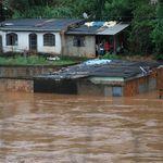 Minas contabiliza mais de 30 vítimas devido às chuvas e entra em 'estado de