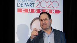 PLQ: Alexandre Cusson parle d'éthique et de nationaliser l'eau