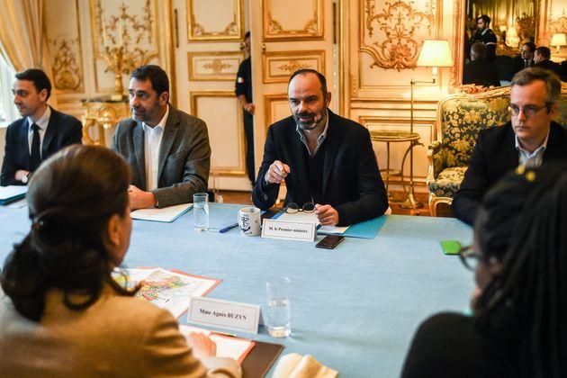 C'est à l'issue d'une réunion organisée à Matignon autour d'Edouard Philippe...