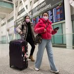 Officials Look For People On Flight With 1st Canadian Coronavirus