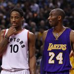 Toronto Raptors Pay Tribute To Kobe