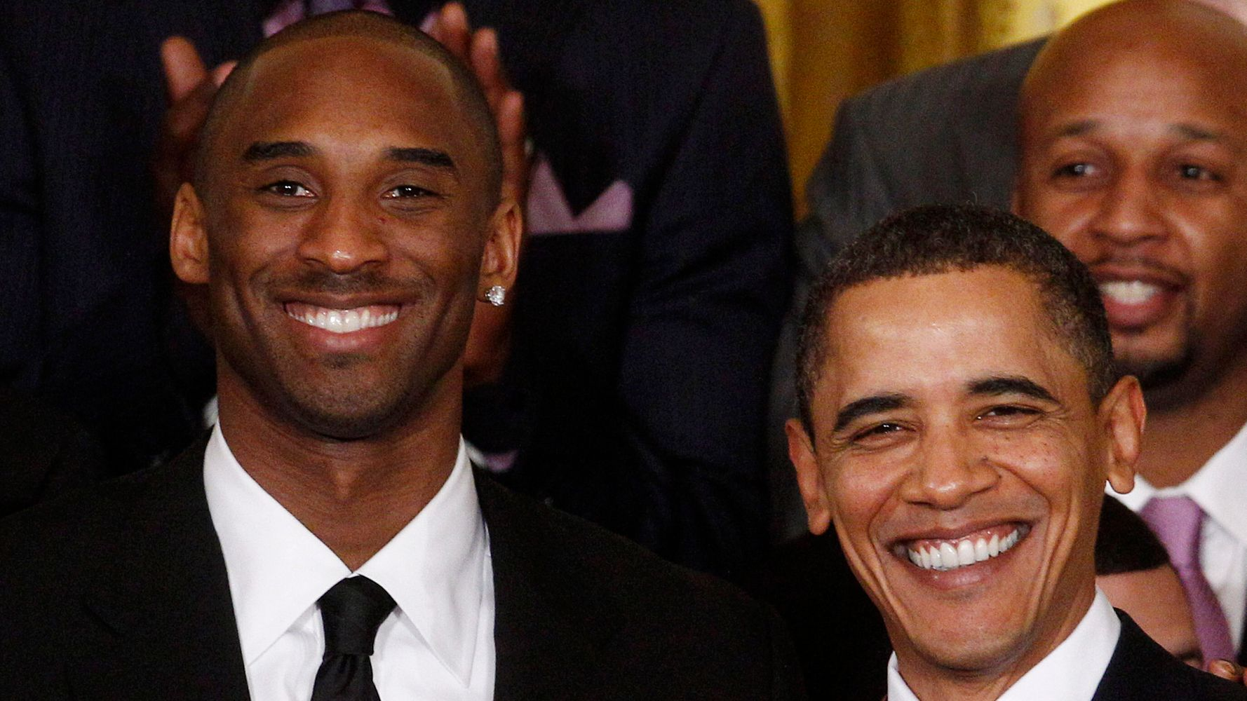Barack Obama Remembers Kobe Bryant As A 'Legend On The Court'